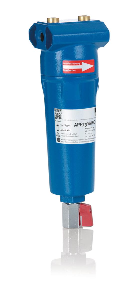 KSI Filtertechnik Vakuumpumpenabluftfilter