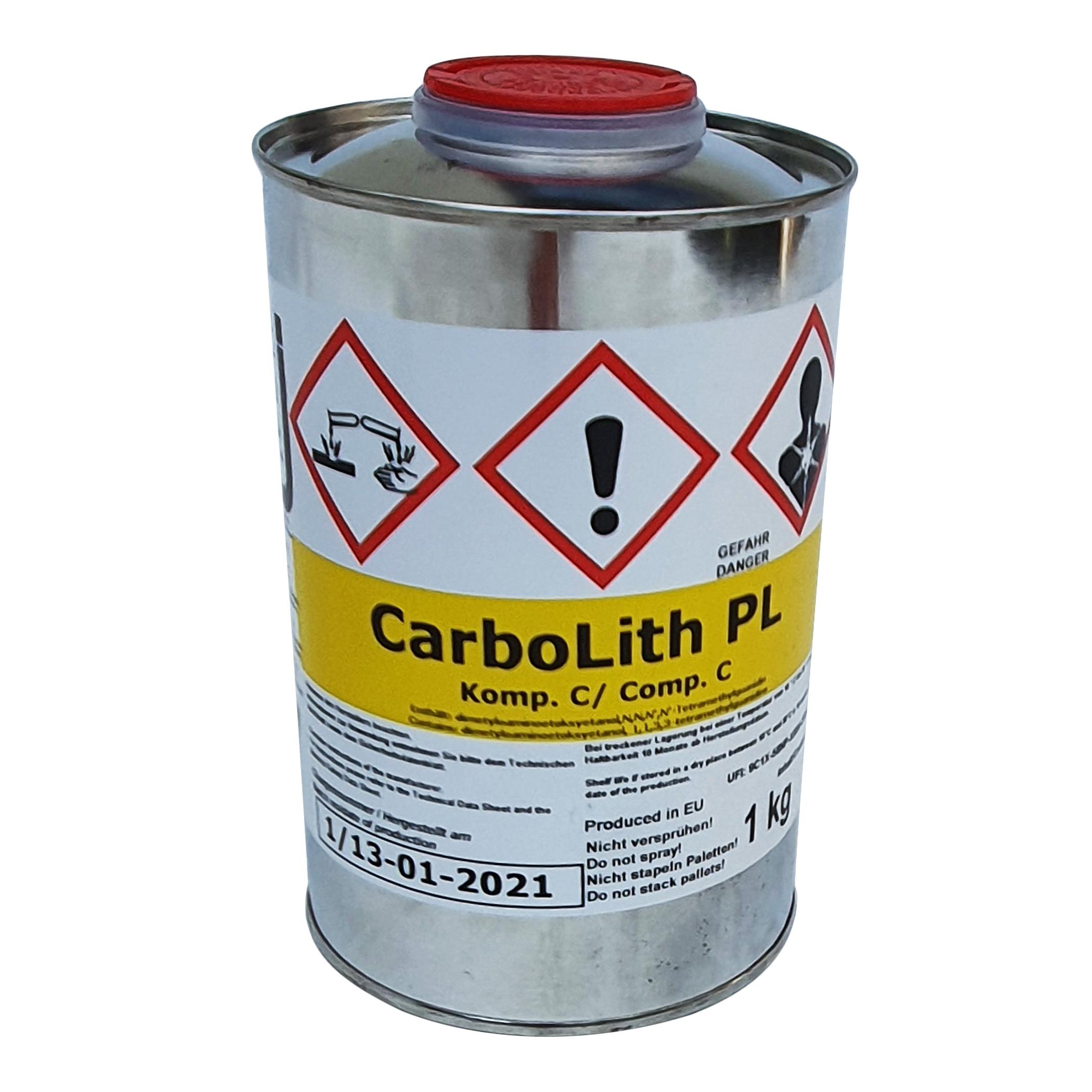 Carbolith C-Komponente Härter 1 l Gebinde, 1 kg