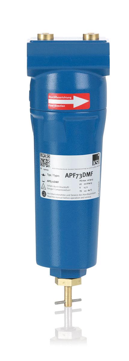 KSI Filtertechnik Staubfilter APF Druckluftfilter