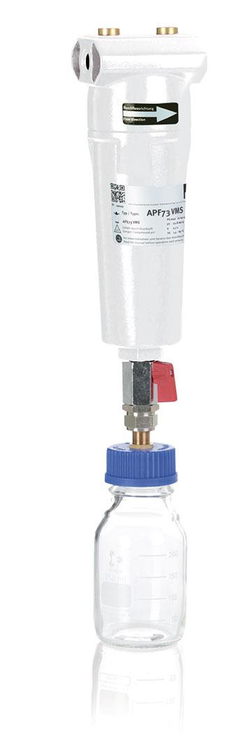 KSI Filtertechnik Medizinische Vakuumfilter