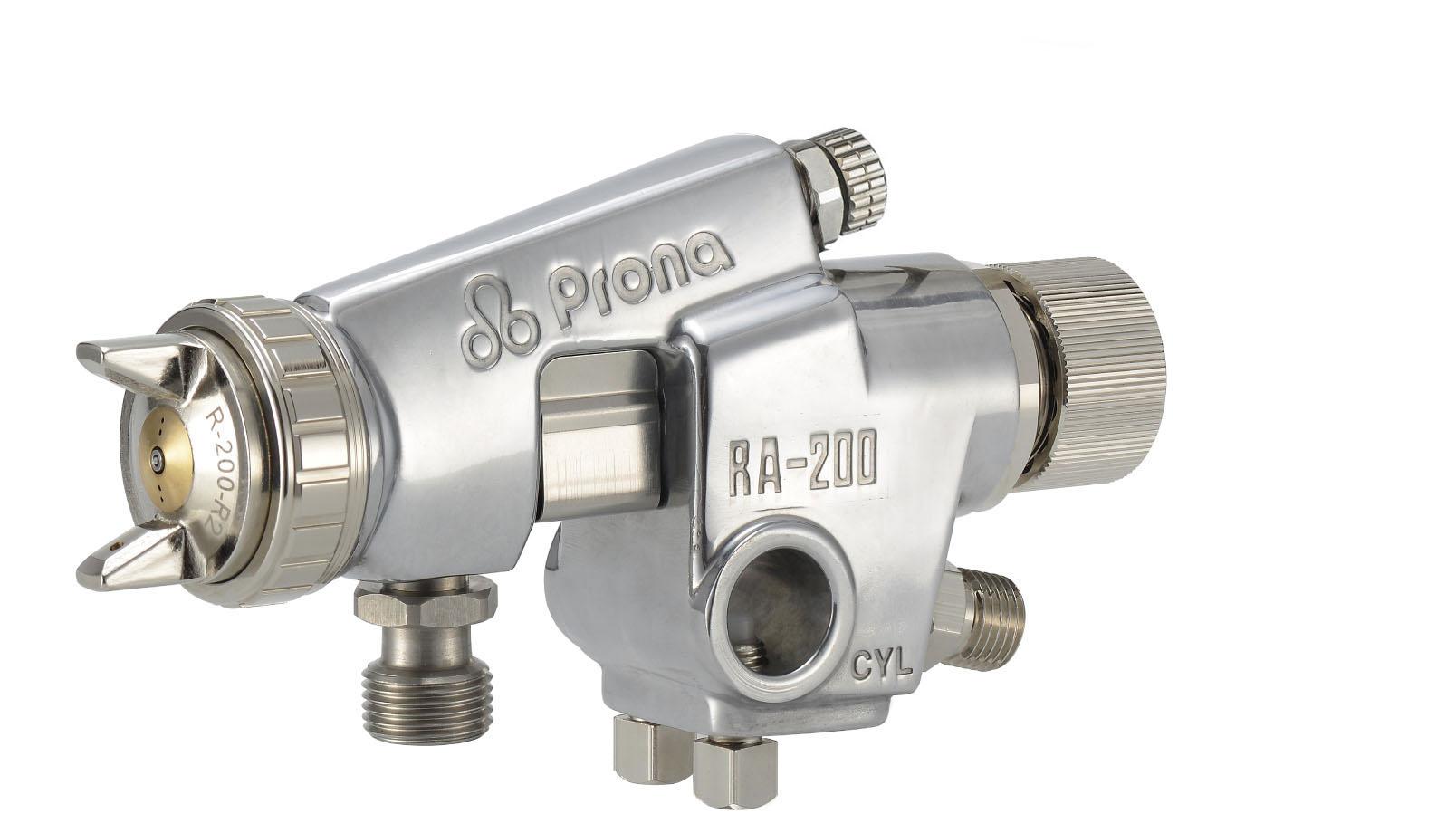 Automatik Spritzpistole Prona RA-2 mit Fließbecher