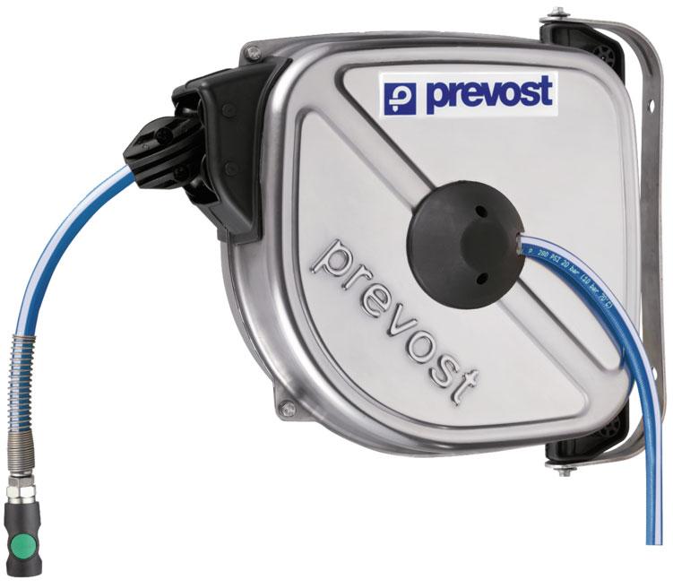 Prevost DRFI 1012ESHE Schlauchaufroller für feuchte Umgebungen
