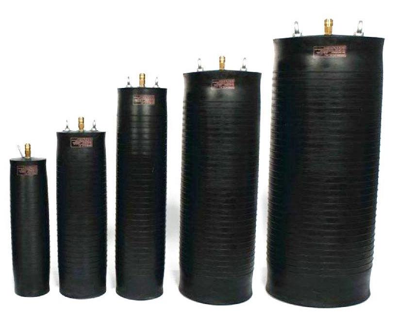 Absperrblase Rohrverschlussstopfen 35 - 2200 mm