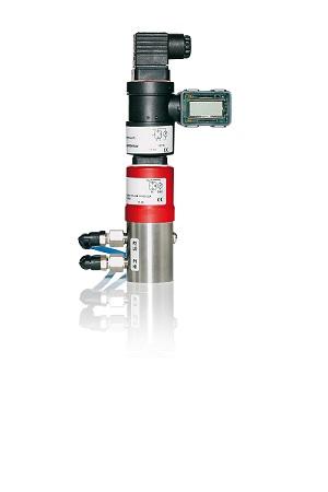 KSI Filtertechnik DDPPN Potentialfreier elektrischer Differenzdruckanzeiger/ -transmitter