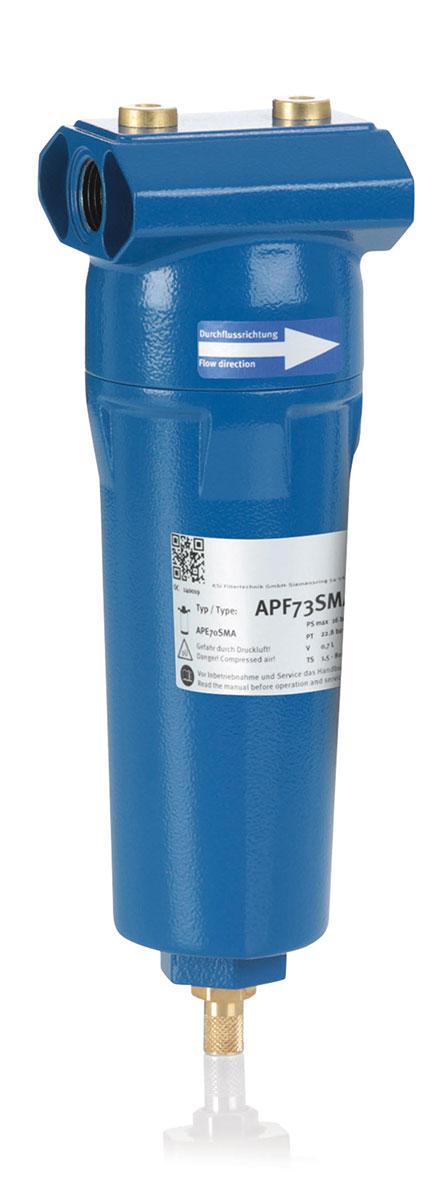 KSI Filtertechnik Gewindefilter Partikelfilter APF
