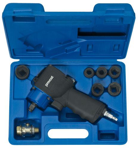 Prevost TIW K120680K Kompakt-Schlagschrauber im Koffer