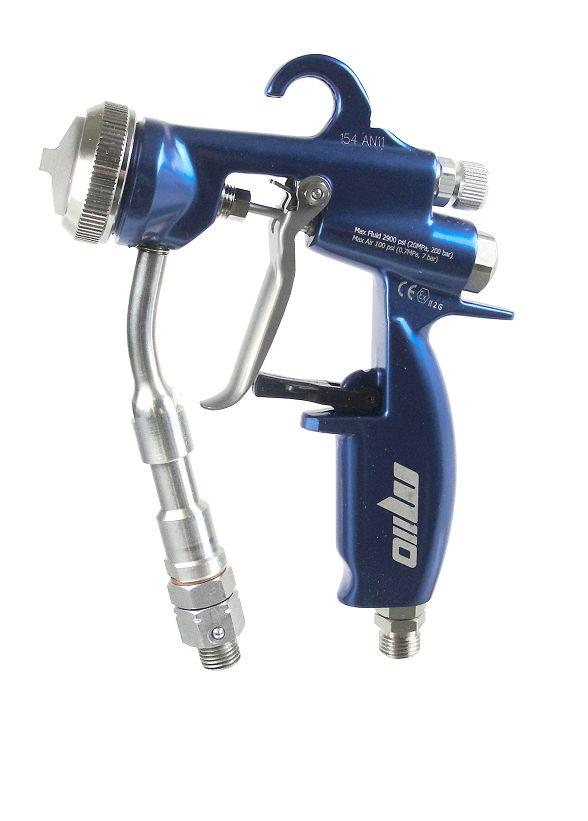 ATEX Spritzpistole AirCombi M110-S-O-H passend zu Optima