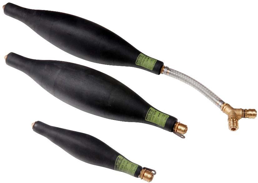 Kegel Rohrdichtkissen UE 50 - 200 mm
