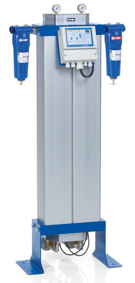 Druckluft Adsorptionstrockner ECOTROC® ATON kaltregeneriert, ölfrei, Leistung bis 1200 m³/h