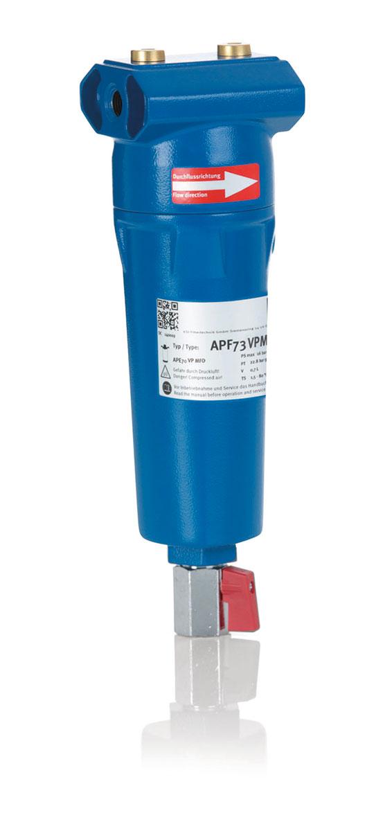 KSI Filtertechnik Vakuumpumpenschutzfilter