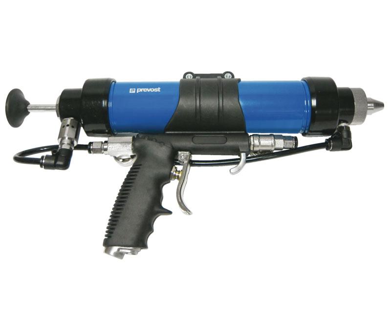 Prevost TCG CB400 Kartuschenpistole für Präzisionsarbeiten mit 310 - 400 ml