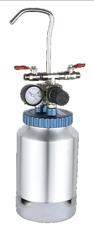 Drucktank aus Aluminium 2 Liter Prona